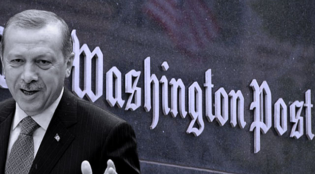 Erdoğan Washington Post'a Yazdı