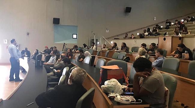 Hakan Kırımlı'dan Florida Üniversitesinde Konferans