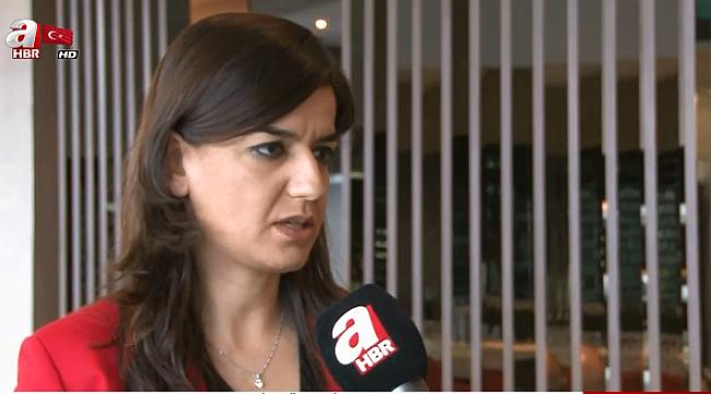 Kanserin dilini çözen Nurcan Tunçbağ'a Ödül