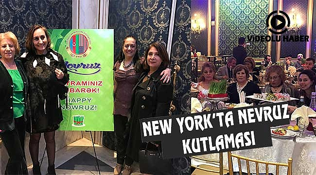 New York'ta Nevruz Eğlencesi