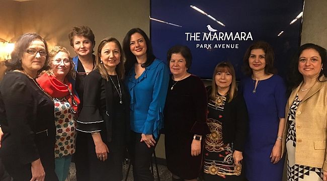New Yorklu Türk Kadınların 8 Mart Kutlaması