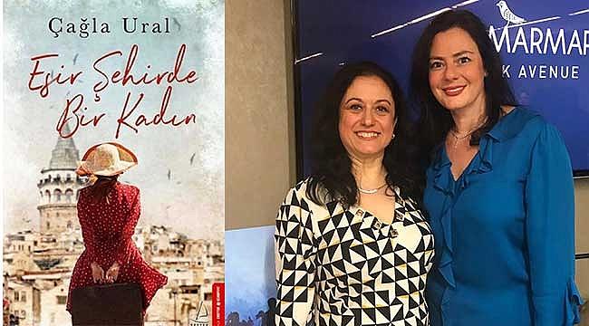 New Yorklu Türk Yazar Çağla Ural ile Söyleşi
