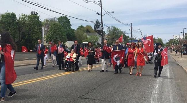 Paterson Türk Yürüyüşü İçin Hazırlıklar Başladı