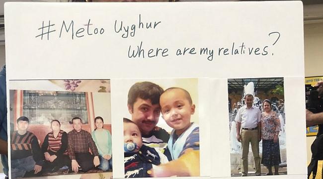Virginia'daki Uygurlu Türk, Annesini Arıyor