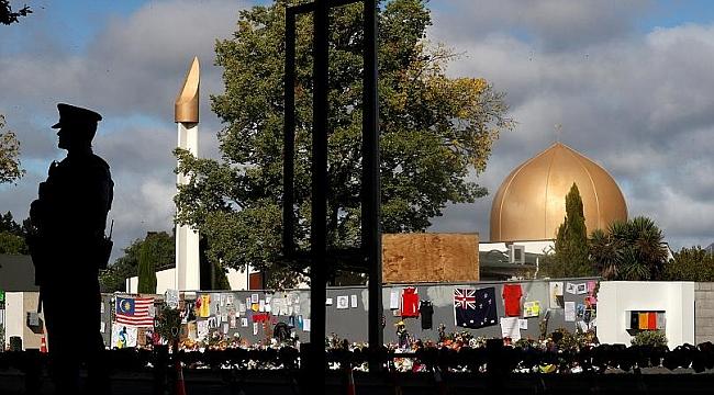Yeni Zelanda'da Cuma Namazı Canlı Yayınlandı