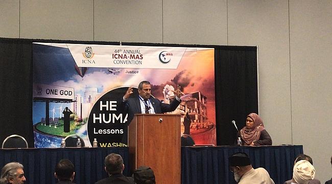 44. Muslim Fair Washington'da Açıldı