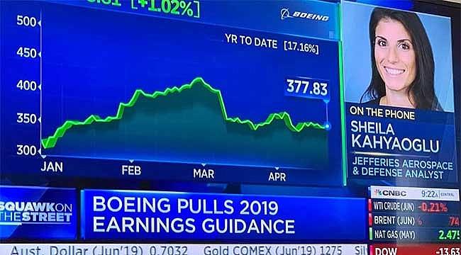 Amerika'da Türk Analist Boeing'i Yorumladı