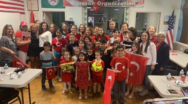 Amerika'daki Türklerin 23 Nisan Coşkusu