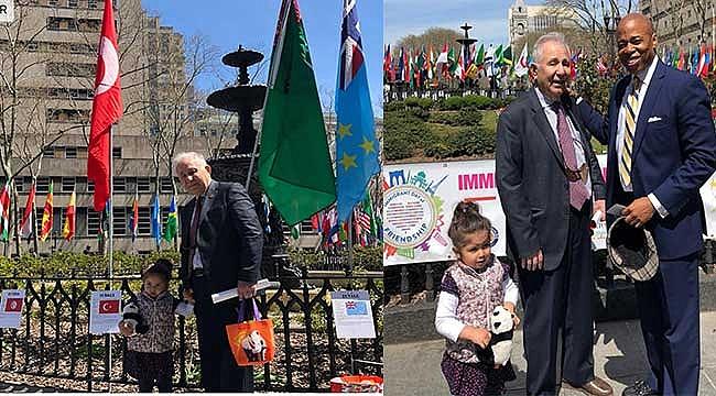 Brooklyn'de Dünya Göçmenler Günü