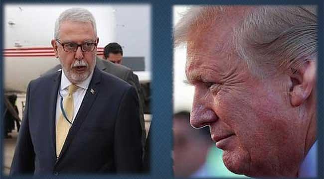 Büyükelçi Kılıç: Trump'ın Açıklaması Kabul Edilemez