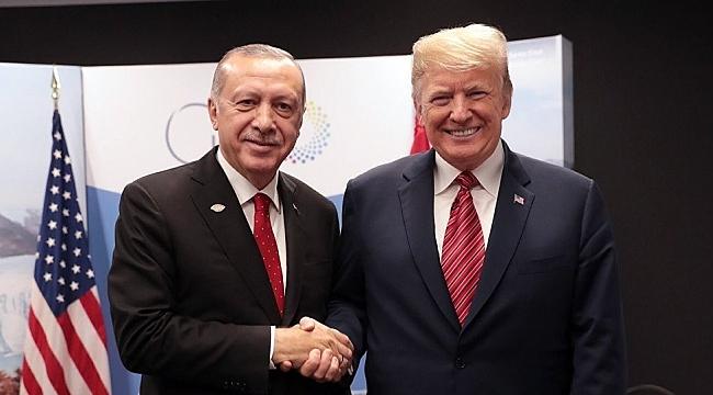 Erdoğan Trump İle Görüşecek
