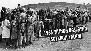 Ermeni Soykırımı var mı?