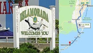 Florida'da Islamorada kenti