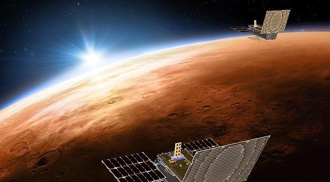 Mars'ta a Deprem mi Oldu?