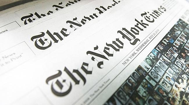 NY Times internetten 700 Milyon Kar etti