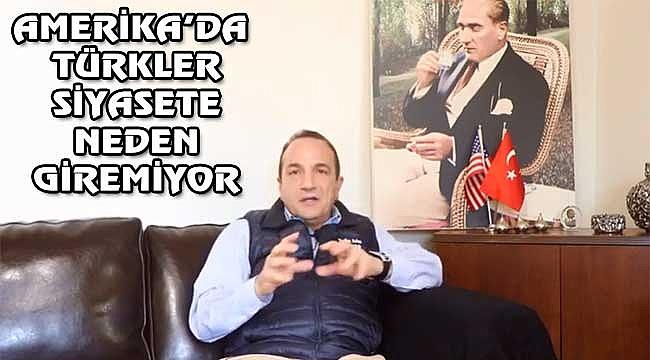 Türk Belediye Başkanı Tayfun Selen Röpotajı