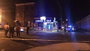 10 wounded following shooting at New Jersey bar
