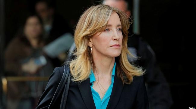 ABD'li Oyuncu Rüşvet Skandalında Suçunu Kabul Etti