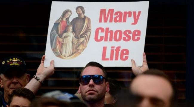 Alabama eyaletinde kürtaj yasaklandı