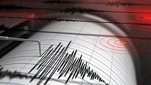 Alaska'da 5,8 büyüklüğünde deprem