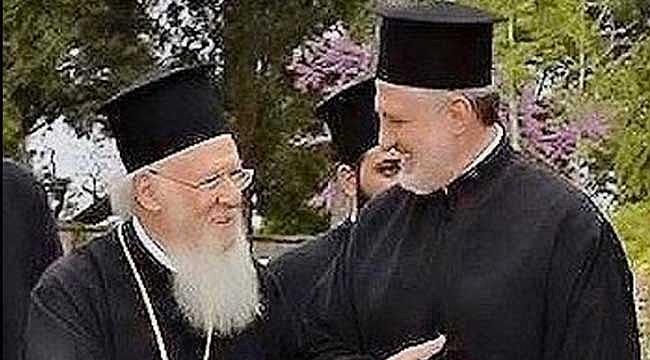 Bakırköy'den ABD'ye Başpiskopos Atandı