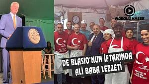 Bill de Blasio'nun İftar Sofrasını Ali Baba Hazırladı