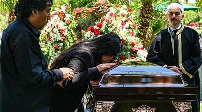 Çağrı Üre'nin Cenazesi 20 gün sonra Defnedildi