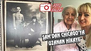 Chicago'da bir Osmanlı Kızı: Safa Süleyman