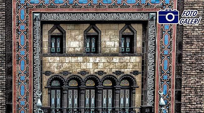Chicago'nun Tarihi Binasında La ilahe illallah Lafzı