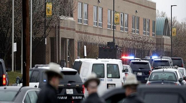 Colorado'da Okula Silahlı Saldırı:1 Ölü