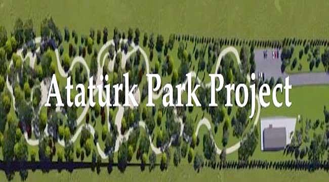 En büyük Atatürk Parkı Michigan'da açılıyor