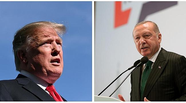 Erdoğan'dan Trump'a Ortak Komisyon Teklifi
