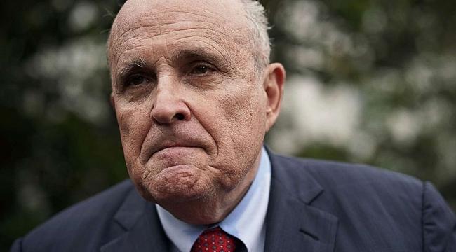 Giuliani reverses course, will not make trip to Ukraine in effort to hurt Biden, help Trump
