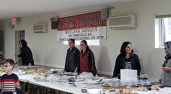 Long Island'ta Türk Lezzetleri