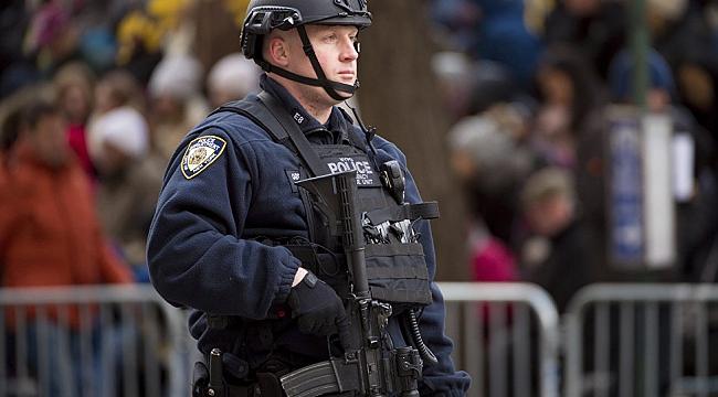 New York Polisi Camilerdeki Güvenliği Arttırıyor