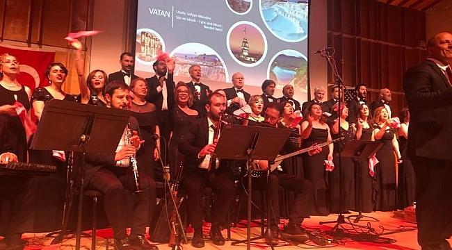 New York'ta Türk Müziği Rüzgarı