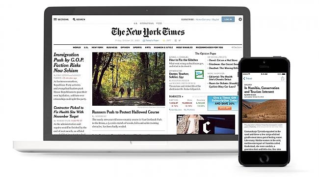 New York Times 3 Gün Ücretsiz