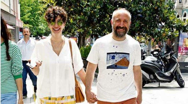 Nişantaşı aşıkları Bergüzar Korel-Halit Ergenç çifti