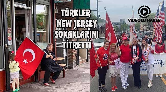 Paterson'da 14. Türk Festivali