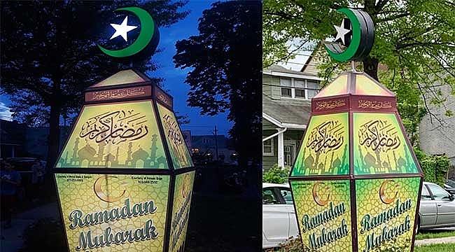 Paterson'da Ramazan Feneri