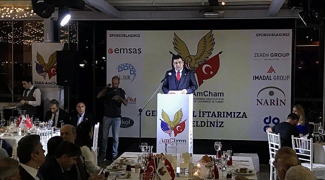 Türkler Amerika'ya Organize Sanayi Kuracak
