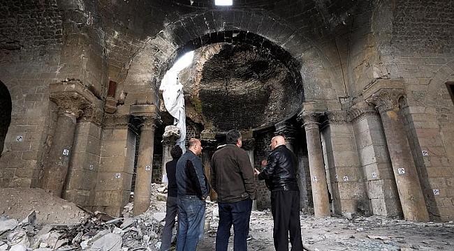 UNESCO: Halep'teki Cami Onarılsın