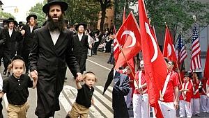 ABD'de Türklerle Yahudiler Arasındaki Fark