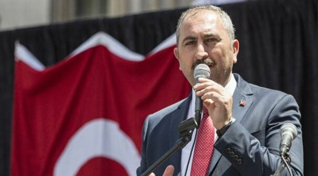 Adalet Bakanı Gül, ABD'li bakanla görüşecek
