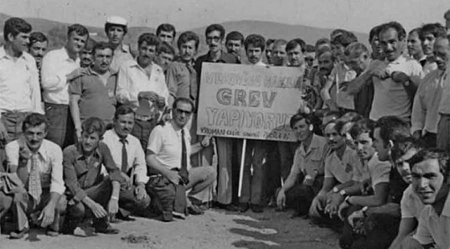Amerika'da gezdirilen Türk Sendikacılar