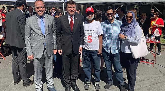 Amerikalı Müslümanların Türk Günü Heyecanı