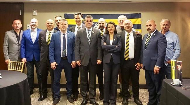 Fenerbahçe USA Derneği Yeni Başkanını Seçti