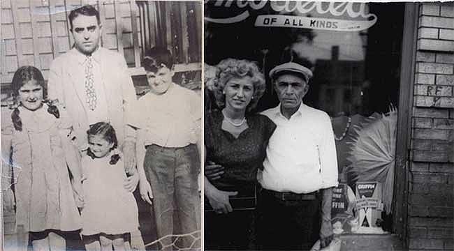 İlk Amerikalı Türk Babalar