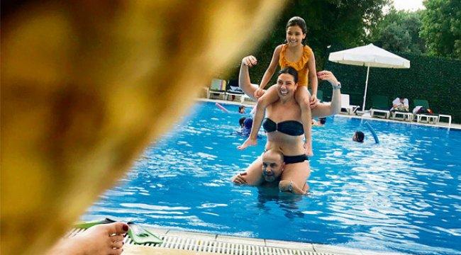 Işın Karaca Aile boyu aşk