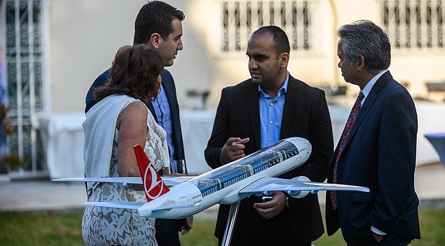 Los Angeles'ta İstanbul Havaalanı Tanıtıldı